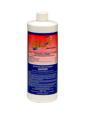 SUV Disinfectant & Cleaner